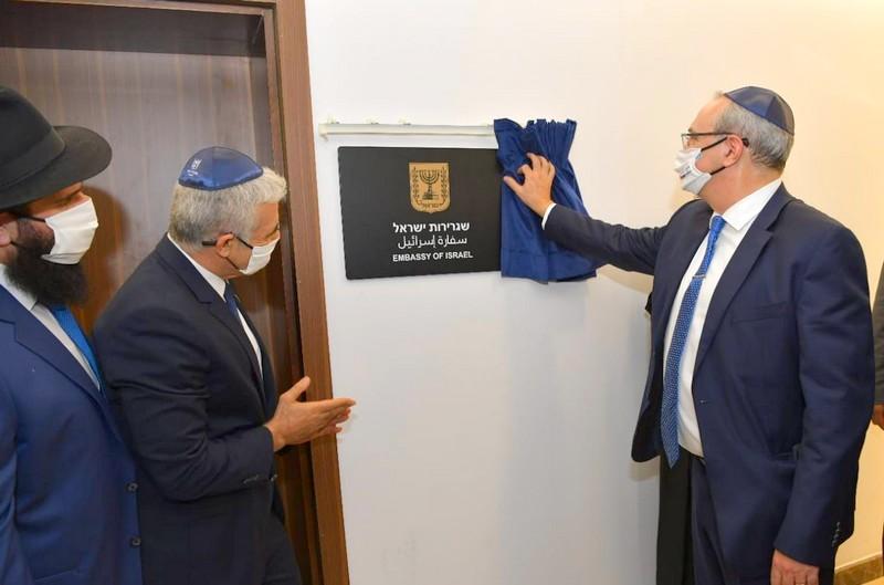 وزير إسرائيلي: سنوقع العديد من الاتفاقيات التجارية.. وهدفنا الانتقال من الحكومات إلى الناس