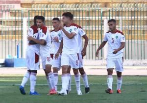 كأس العرب   أشبال الأطلس يدكون الامارات بخماسية ويلتقون الجزائر في الربع