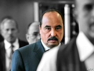 على خلفية قضايا فساد.. إيداع الرئيس الموريتاني السابق ولد عبد العزيز السجن