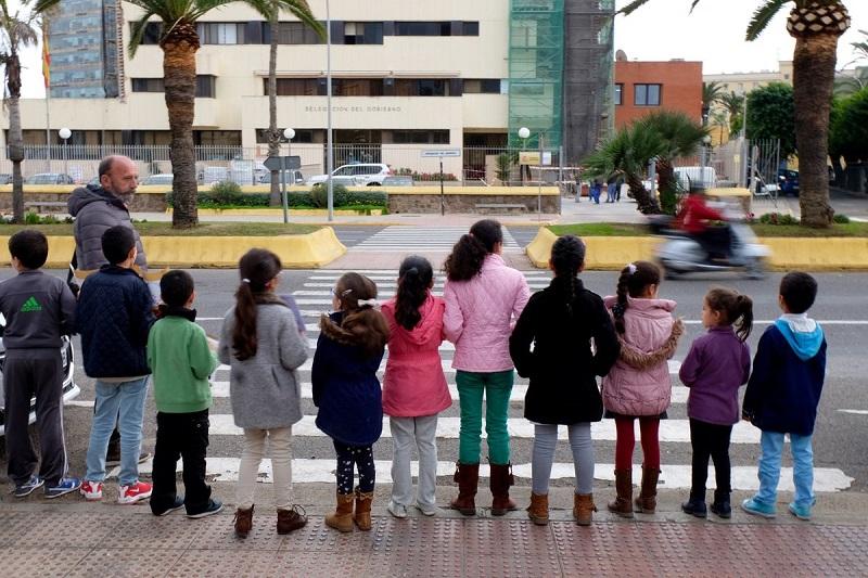 الأمم المتحدة تفضح انتهاك اسبانيا لحق طفل مغربي من التعليم بمليلية المحتلة