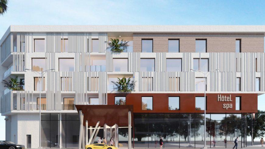 إطلاق مشروع فندق لومين الفاخر في الداخلة