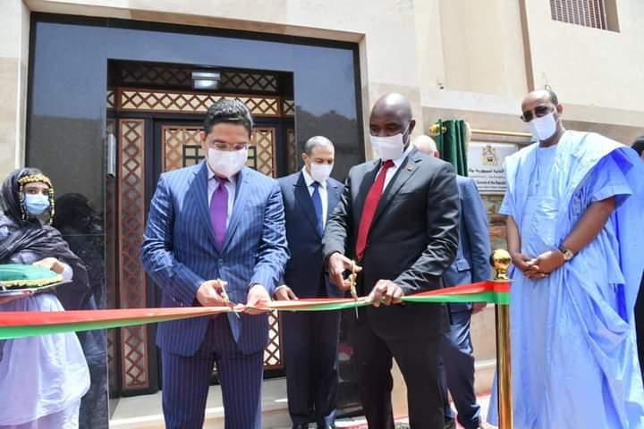 المكاسب الدبلوماسية مستمرة.. مالاوي تفتتح قنصلية لها بالعيون