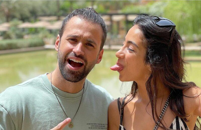 ماريا نديم تعود بـ'أنا وياك' مع خريج ذافويس فرنسي