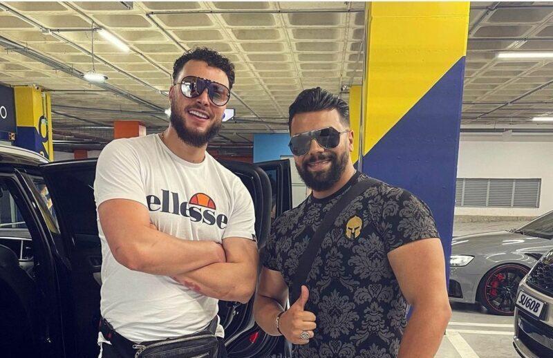 كليب 'راب' يجمع علي صامد ومسلم