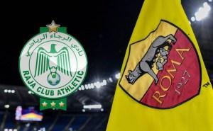 الرجاء الرياضي يواجه نادي روما الايطالي ودياً في هذا التاريخ