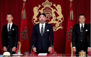 وزارة القصور | الملك يوقف كل مظاهر الاحتفال بعيد العرش ويلقي خطابا ملكيا