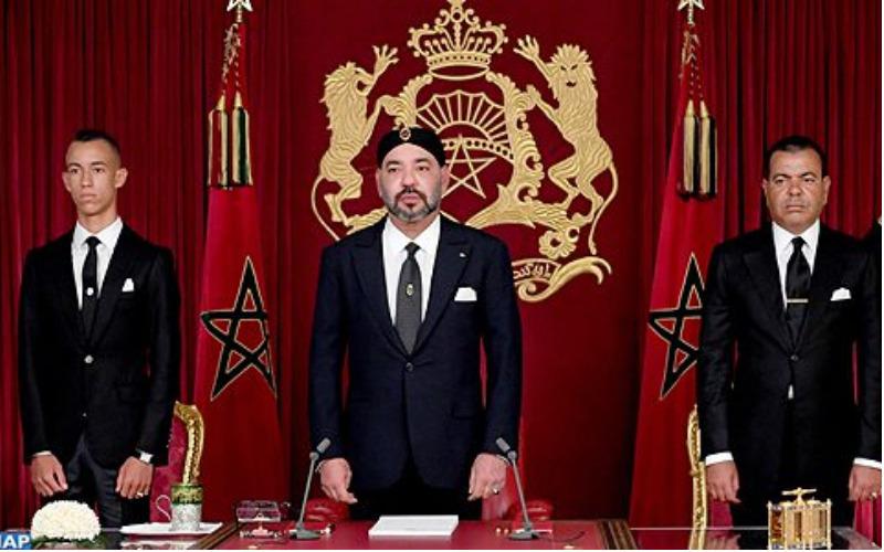 الملك يعلق لأول مرة على الأزمة الإسبانية:تابعت شخصيا المفاوضات.. وسنواصل العمل مع حكومة سانشيز