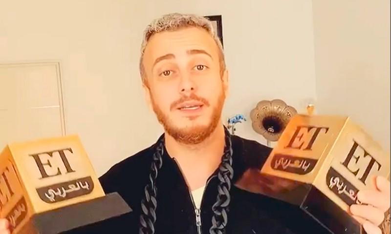 'أفضل فنان' و'أفضل عمل مغاربي'.. 'ET بالعربي' تكافئ سعد لمجرد بجائزتين