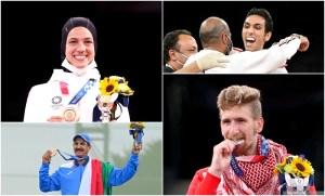 أولمبياد طوكيو | 4 ميداليات عربية جديدة.. والمغرب: صفر إنجاز!