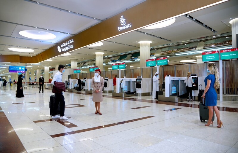 طيران الإمارات تقدم وزن إضافي مجاناً للمسافرين المغاربة