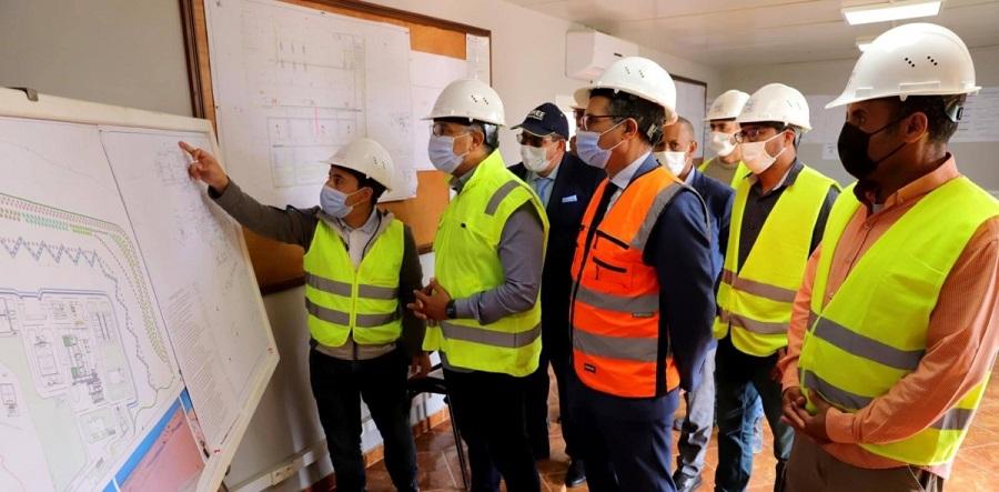 المدير العام لـONEE: محطة تحلية مياه البحر بالعيون ستلبي حاجيات الساكنة إلى ما بعد 2035