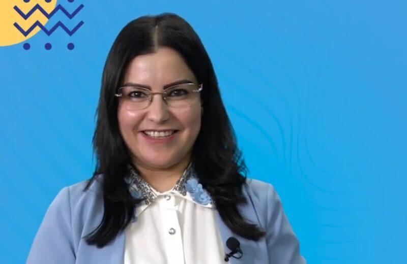 نساء 'الحمامة'.. السعدية أمحزون تترافع عن تطلعات المغربيات داخل قبة البرلمان