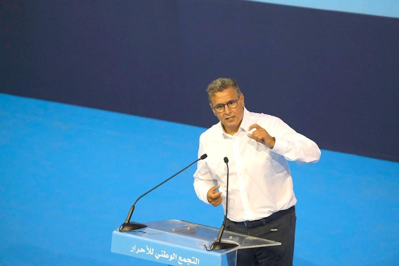 أخنوش: المغاربة يريدون البديل.. وشهادة الناس في عمل وزارة الفلاحة تكفيني