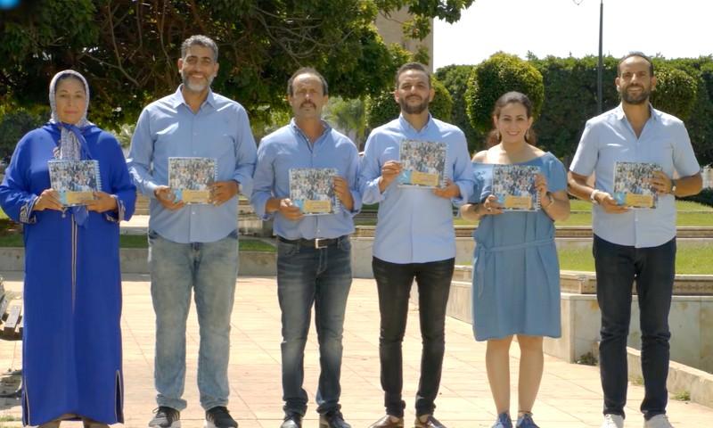 (فيديو) مشاهير الفن المغربي يقودون حملة 'تجمعية' للتصويت في انتخابات الـ8 شتنبر