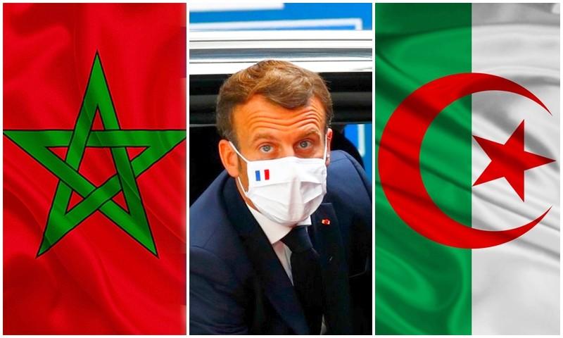 فرنسا تدخل على خط أزمة الجزائر مع المغرب وتدعو للحوار وضمان الاستقرار الإقليمي