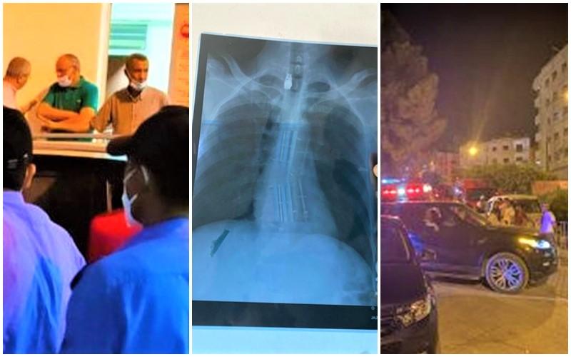 بالصور. قرابة 50 مصاباً في مواجهات بين أنصار 'البام' و'السنبلة' بمدينة بني ملال