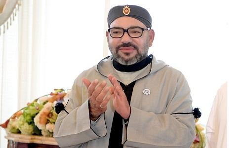 الملك محمد السادس يهنئ الأبطال المغاربة المتألقين في الألعاب الأولمبية الموازية بطوكيو