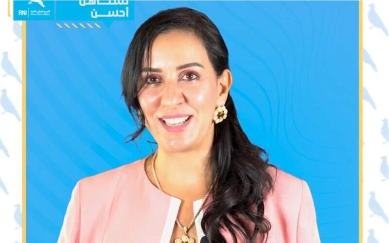 نساء الحمامة من أكادير.. فاطمة بوزيد: برنامج الأحرار يتماشى مع متطلبات المواطنين