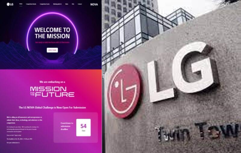 إل جي تطلق مسابقة عالمية للشركات الناشئة لولوج مركز الابتكار
