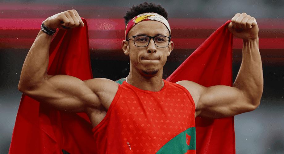 العداء عبد السلام حيلي يهدي المغرب أول ذهبية في الألعاب البارالمبية ـ طوكيو