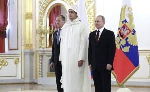 """المغرب وروسيا يكذبان """"البرود"""" في العلاقات الدبلوماسية بين البلدين"""