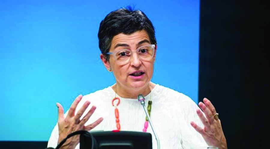 وزيرة الخارجية الاسبانية السابقة تواجه القضاء وجها لوجه في قضية 'غالي'