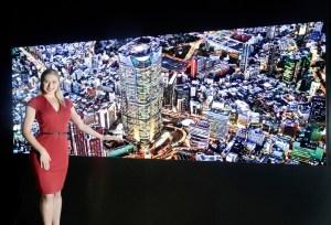 MICRO LED من إل جي تحصل على جائزة معرض  INT'L LIGHT 2021