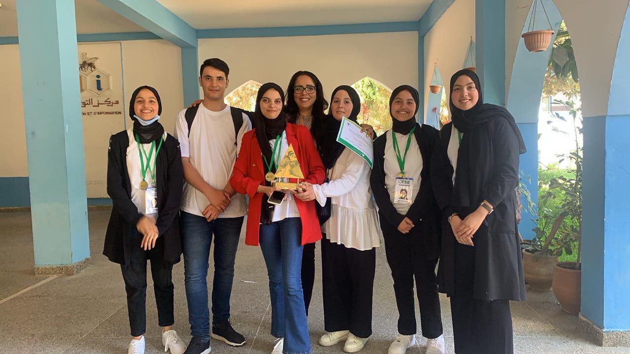 تتويج مشروع Power Bank طوره تلاميذ مغاربة في السلك الثانوي