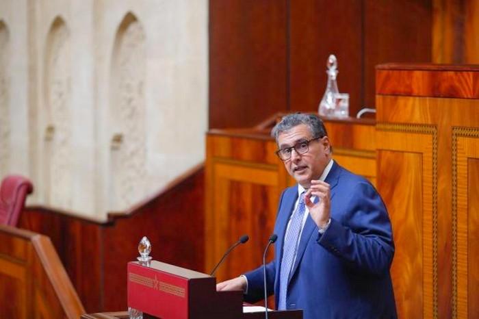 أخنوش: الحكومة تلتزم أمام المغاربة ببرنامج تغيير يقوم على 5 مبادئ و3 محاور استراتيجية