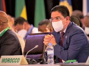 المغرب يدعو إلى تحيين استراتيجي للشراكة بين الاتحاد الإفريقي والاتحاد الأوروبي