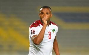 الكعبي ينافس نظيره الجزائري على لقب هداف تصفيات المونديال