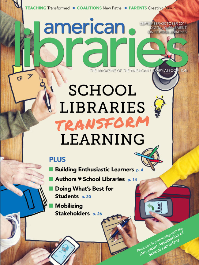 School Libraries Transform Learning American Association