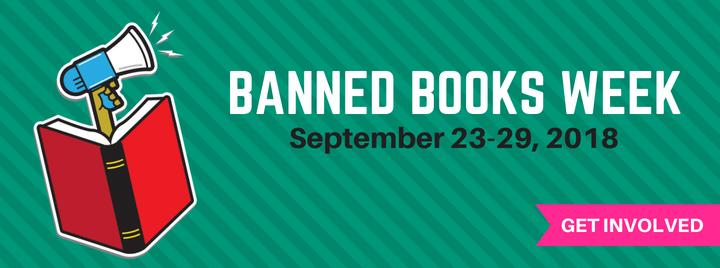 Banned Books Week: September 23-29