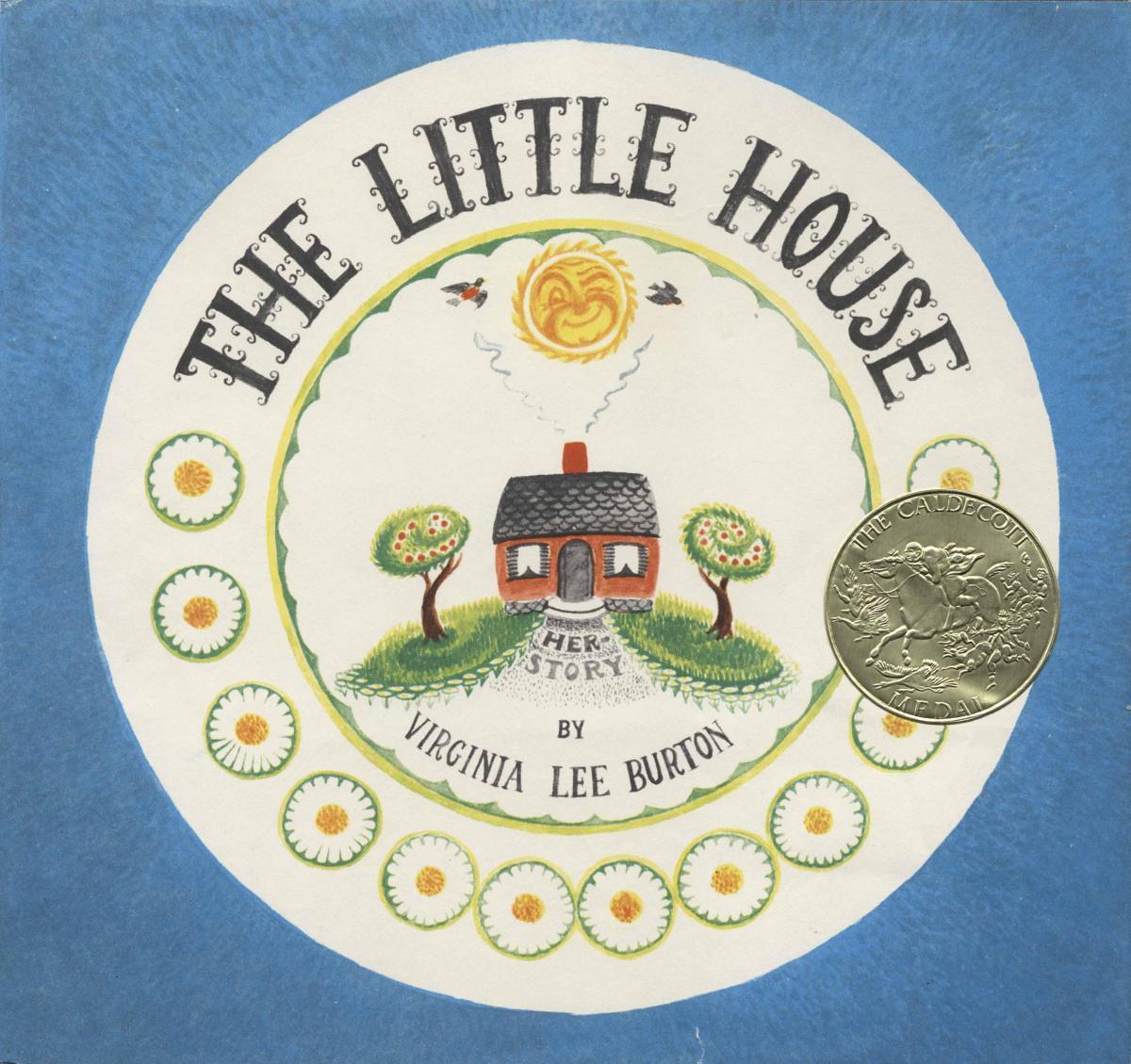 The Little House Caldecott Medal Winner