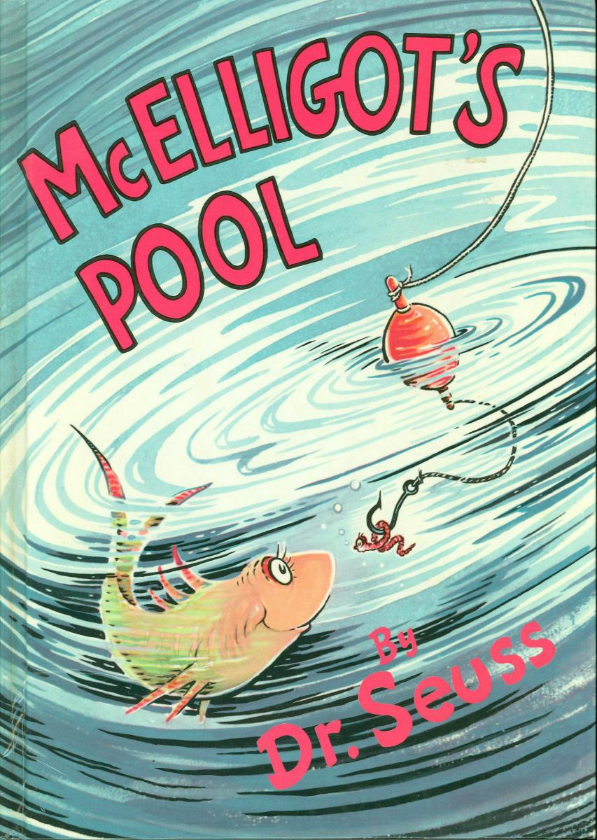 Dr Seuss Book Covers Print