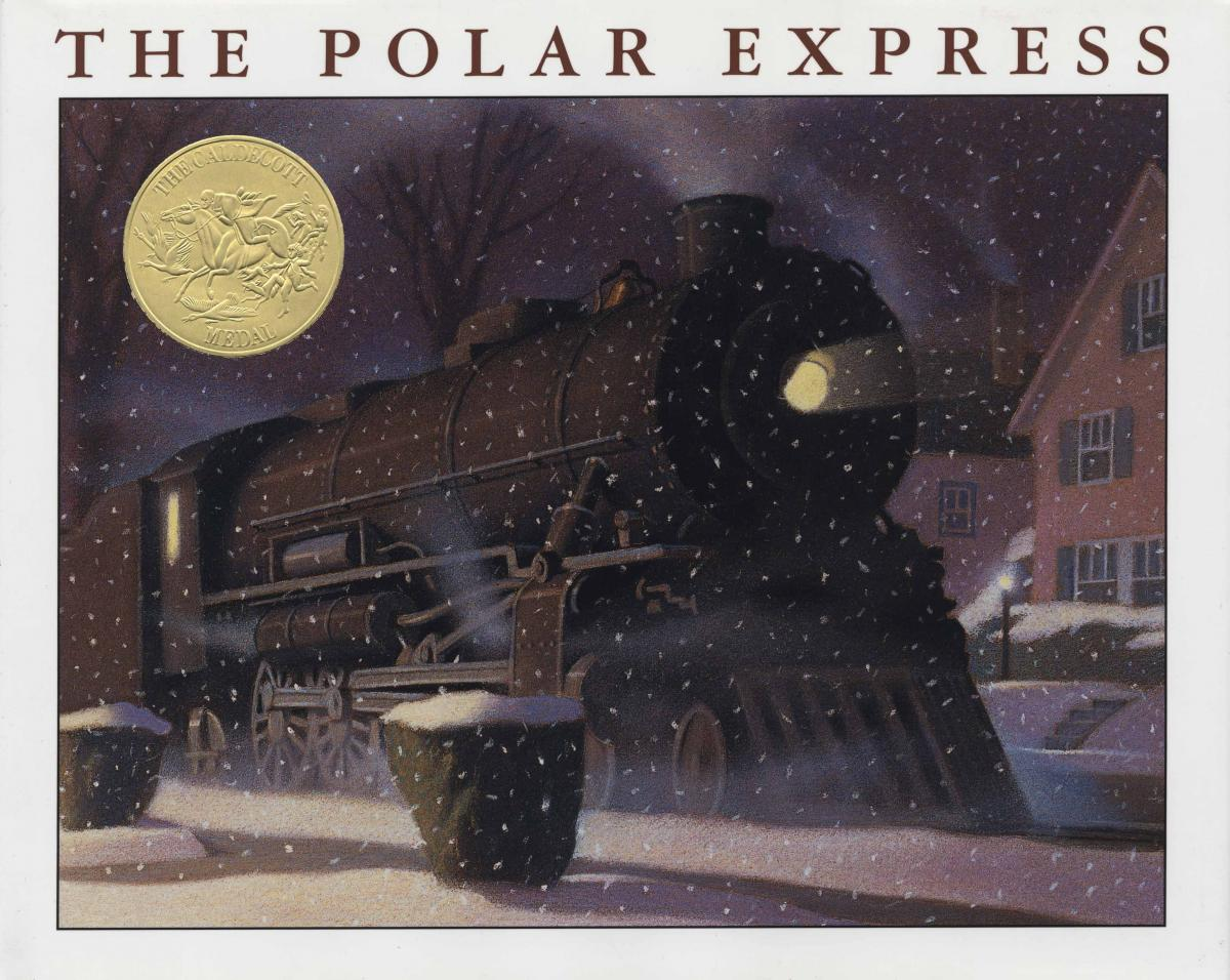 Image result for The Polar Express book