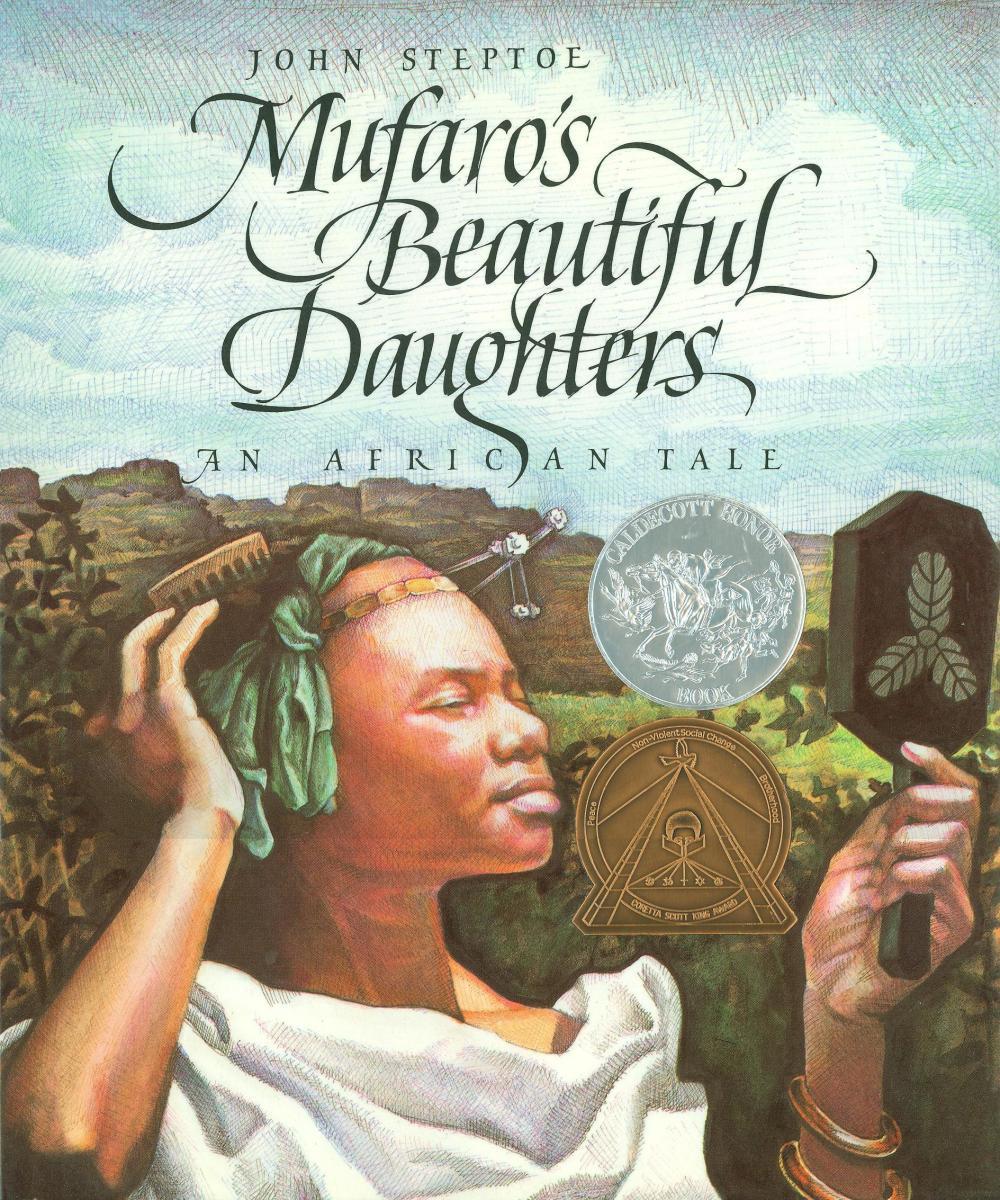 Image result for mufaro's beautiful daughters