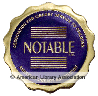 Association for Library Service to Children Notable Book Award seal