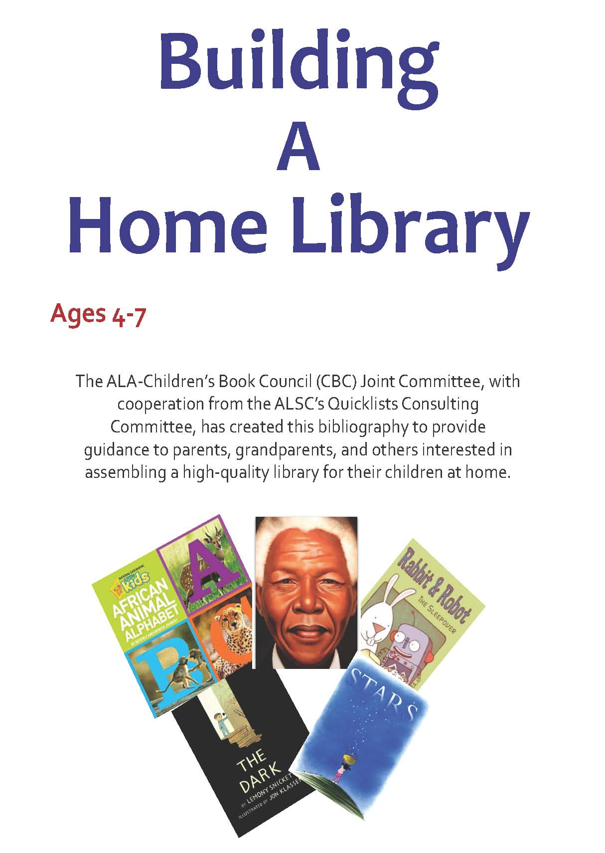 2014 'Building a Home Library' bibliographies now