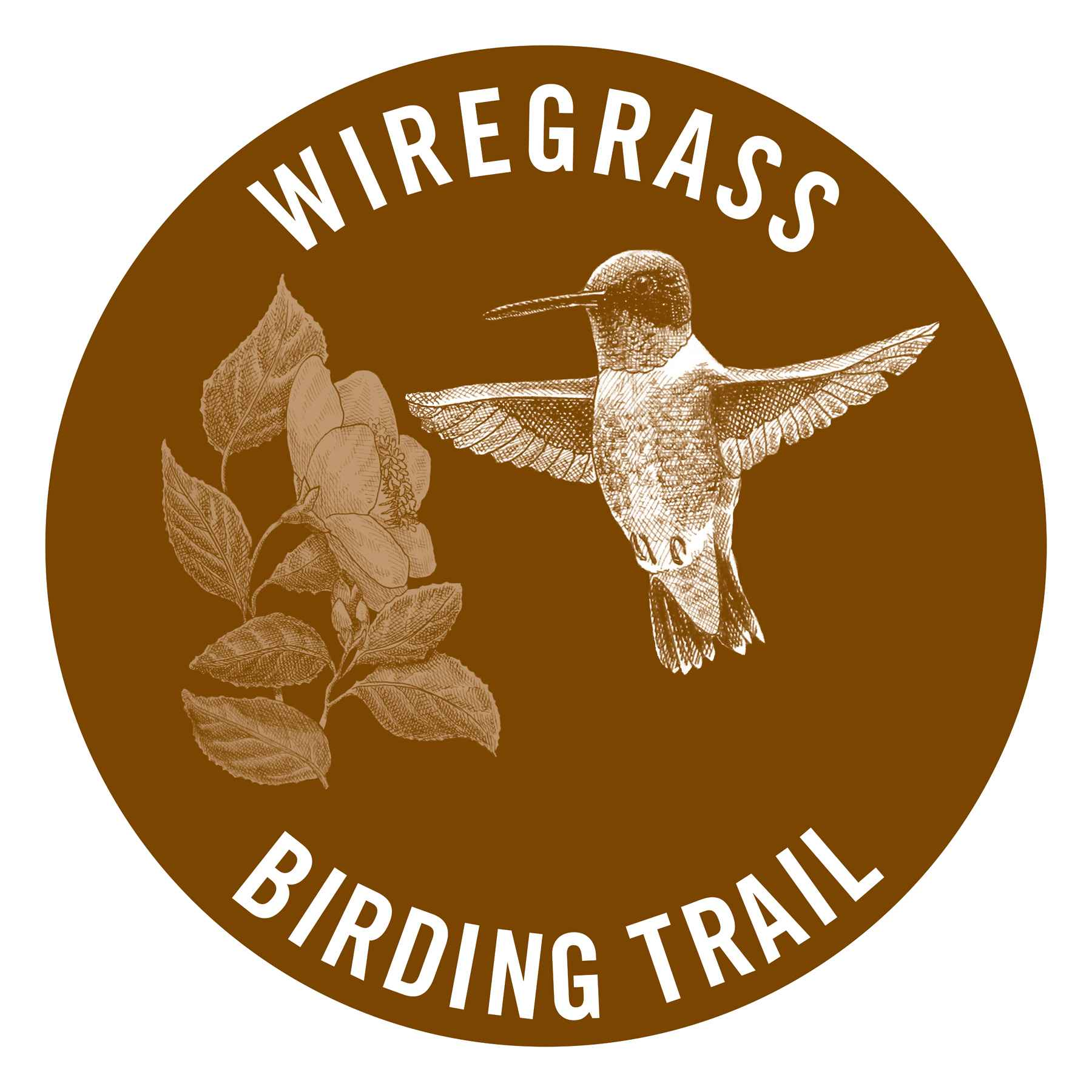 Wiregrass Birding Trail Logo Revised 051010 Alabama