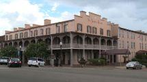 Historic St. James Hotel In Selma - Alabama