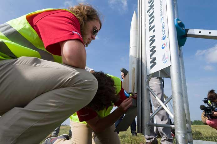 Russellville rocket team sets sights on NASA Student Launch program