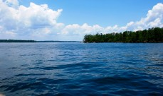 Higher Alabama lake levels are possible as more rains are in the forecast. (file)