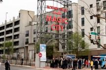 Magic City Sign Birmingham Rotary