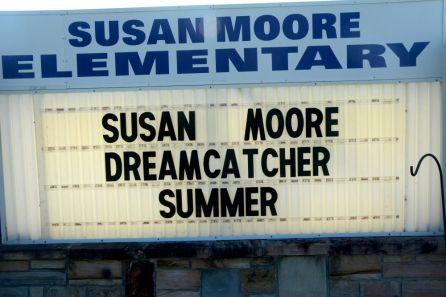 Susan Moore Elementary School. (Karim Shamshi-Basha/Alabama NewsCenter)