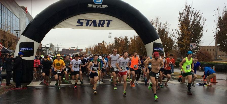 The 7th annual Magic City Half-Marathon, 5K and 1-mile fun run are Sunday, Nov. 19. (Contributed)