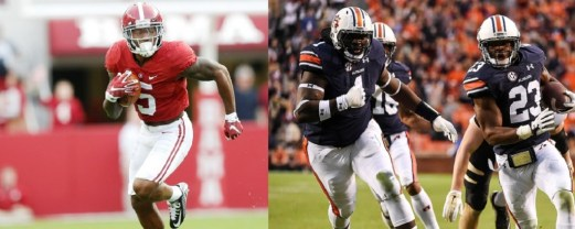 Alabamians love it, but the Iron Bowl does increase the number of auto crashes in Alabama. (file)