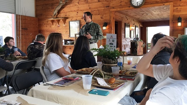 Black Belt exposes Montevallo students to outdoor Alabama occupations