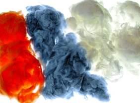 The Lenzing Alabama plant produces Tencel fiber used to make fabrics. (Markus Renner / Electric Arts)