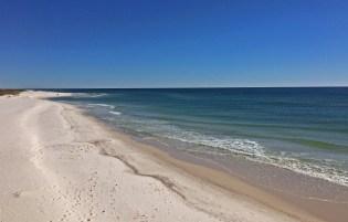 Gulf State Park and all Alabama beaches are closed. (Jun Ebersole)